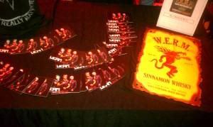 W.E.R.M. Merchandise
