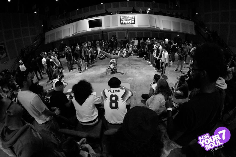 For Your Soul 7 B-boy Battle by Viviimage Photography