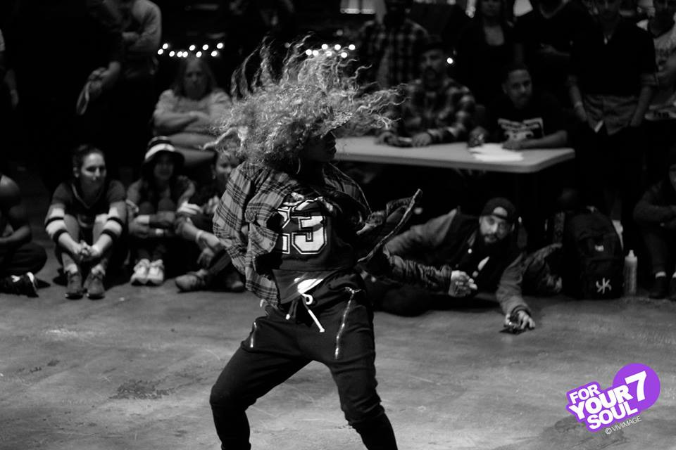 B-girl in Motion by Viviimage Photography
