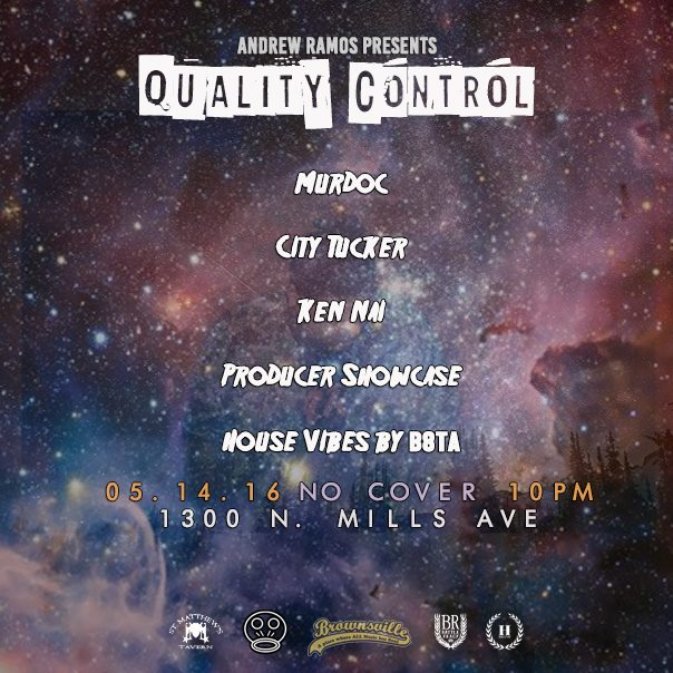 Quality Control May