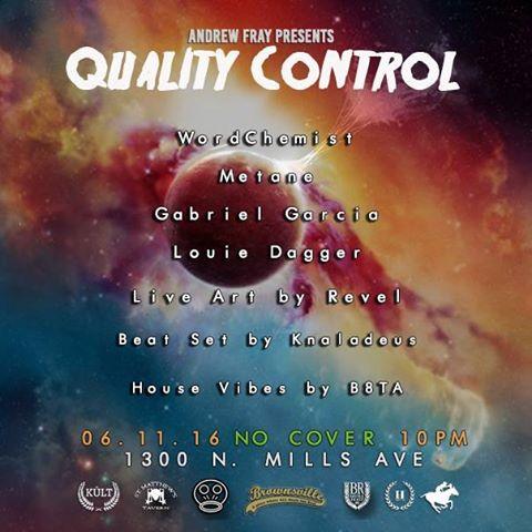 Quality Control June